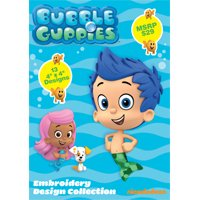 Bubble Guppies Embroidery CD