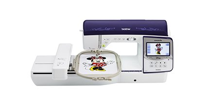 Innovi's NQ3600D Sewing & Embroidery Machine
