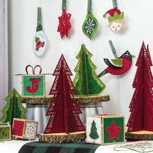 OESD Holly Jolly Ornaments & Accents