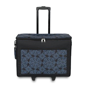 Scan N Cut Rolling Tote Blue