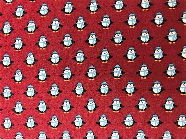 Jolly Penguin & Friends by Benartex (10045D-10)