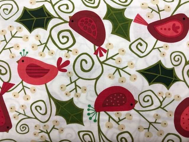 Holiday Tweets by Andover Fabrics (126-X)