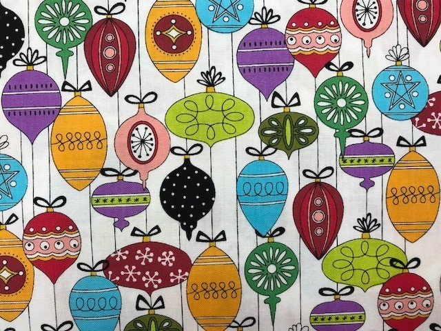 Holiday Tweets by Andover Fabrics (127-X)