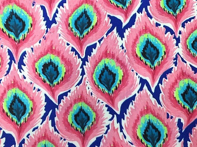 Delilah by Quilting Treasures (1649-26959-P)
