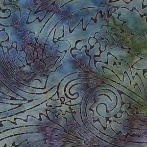 Malam Batiks Sumatra by RJR Fabrics (1764-09)