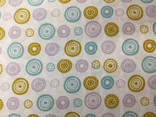 Josephine Circles by Camelot Fabrics (2143805-03)