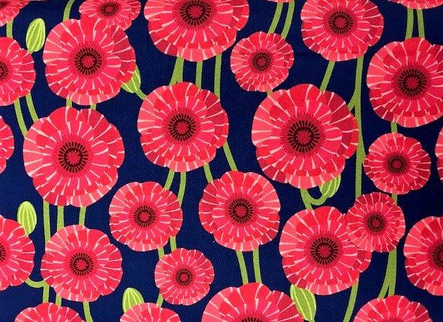 Poppy Love by Northcott (22149-49)