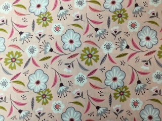 Captivate - Floral by Camelot Fabrics (2240701-02)