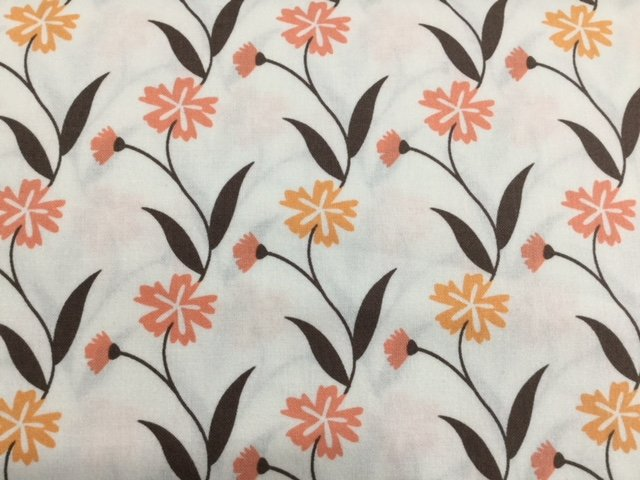 In the Woods - Floral Vine by Camelot Fabrics (2241004-02)