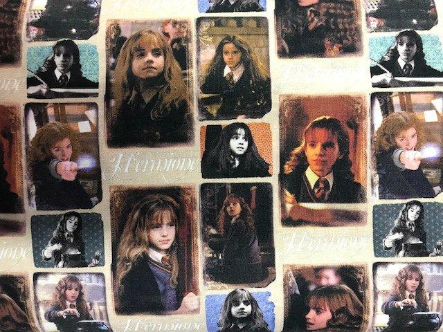 Harry Potter - Hermione by Camelot Fabrics (2380209J-01)