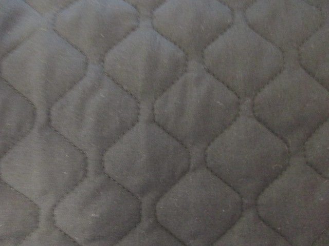 Black Pre-Quilted by Fabri-Quilt, Inc. (262-004)