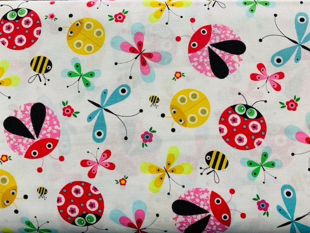 Flutterby by P&B Textiles (26855-MUL1)