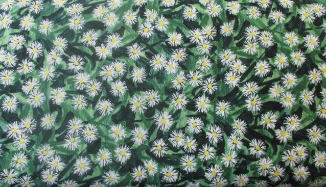 Daisy Blue by RJR Fabrics (2945-1)