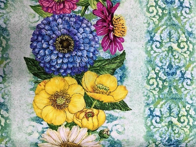 Blossom & Bloom by Wilmington Prints (3014-74200-746)