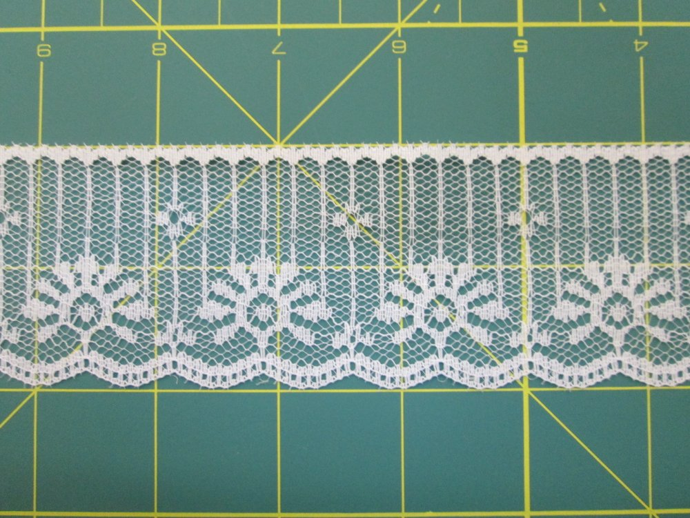 2 Flat Country lace (30276)