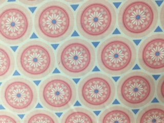 Rose Quartz * Serenity - What the Hex by Camelot Fabrics (4142104-02)