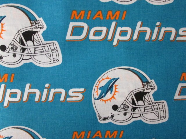 Miami Dolphins by Fabric Traditions (6459-D)