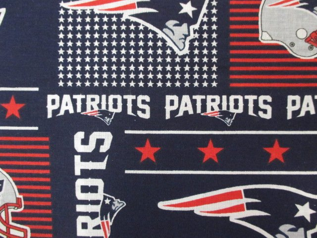 Patriots by Fabric Traditions (6466)
