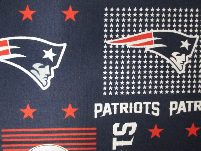 New England Patriots by Fabric Traditions (6466-D)