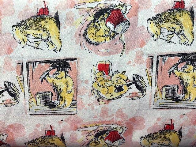 Paddington Bear - Making a Mess by Camelot Fabrics (6520101-03)