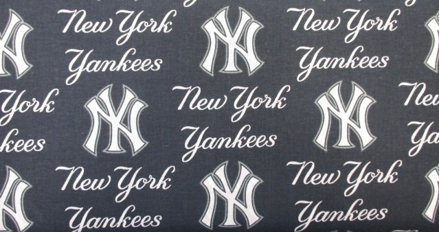 MLB Major League Baseball by Fabric Traditions (6646-B)