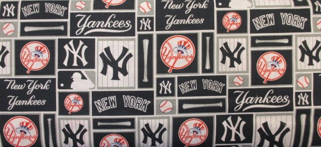 MLB Major League Baseball by Fabric Traditions (6647-B)