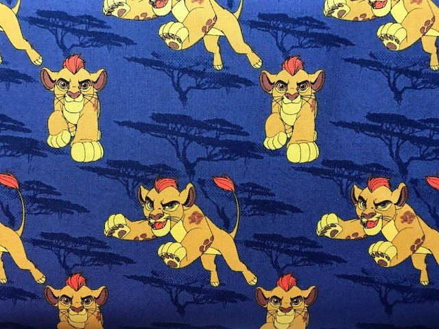 The Lion Guardkion by Camelot Fabrics (85250103-04)