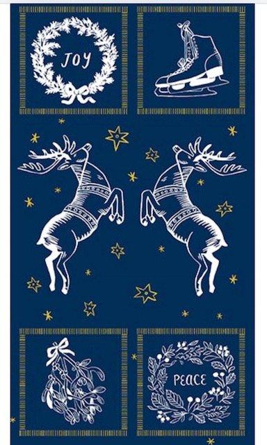 Good Cheer by Andover Fabrics (8711-MB)