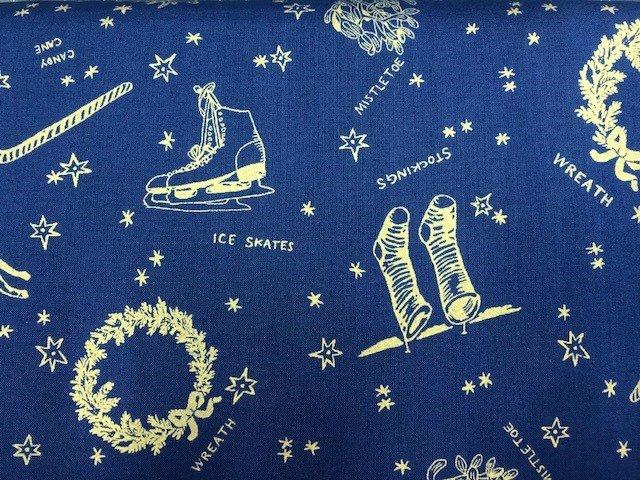 Good Cheer by Andover Fabrics (8712-MB)