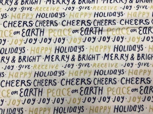 Good Cheer by Andover Fabrics (8714-MB)