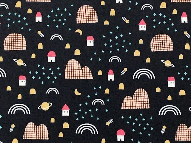 Special Delivery by FIGO Fabrics (90015-99)