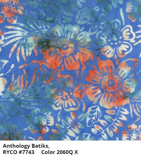 ANTHOLOGY BATIKS