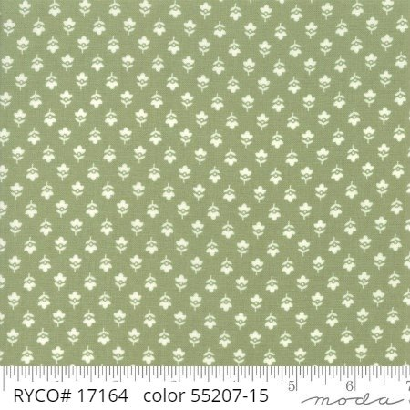 At Home by Moda Fabrics (55207-15)