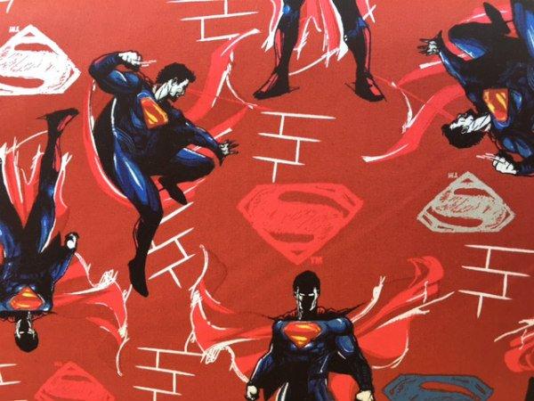 Batman VS Superman  By Camelot Fabrics  (23420104 - 03)