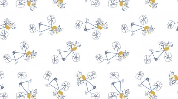 Bicycles by Dear Stella (STELLA-SRR1532)