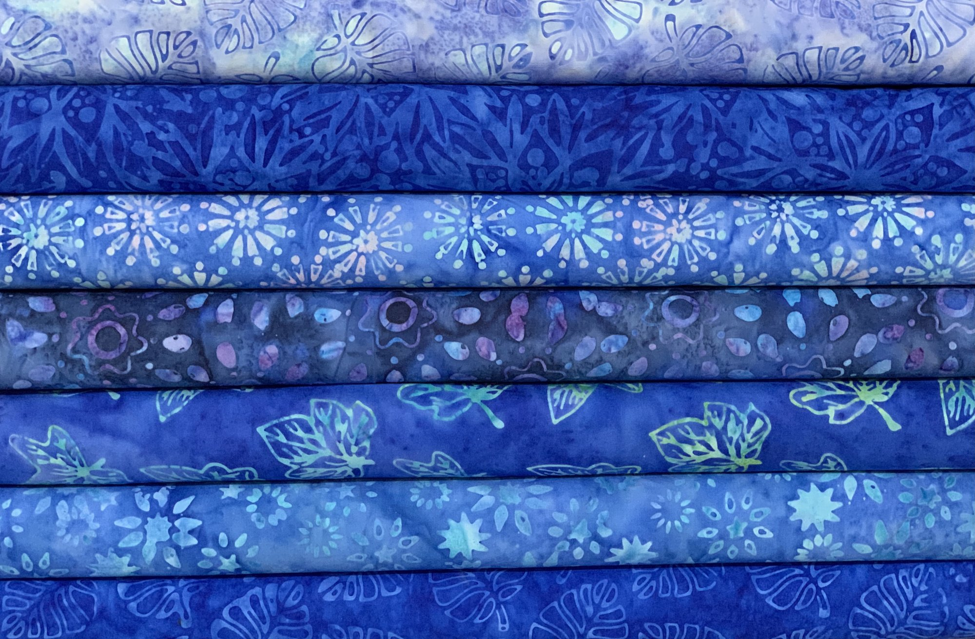 Blue Bayou by Jaqueline De Jonge for Anthology
