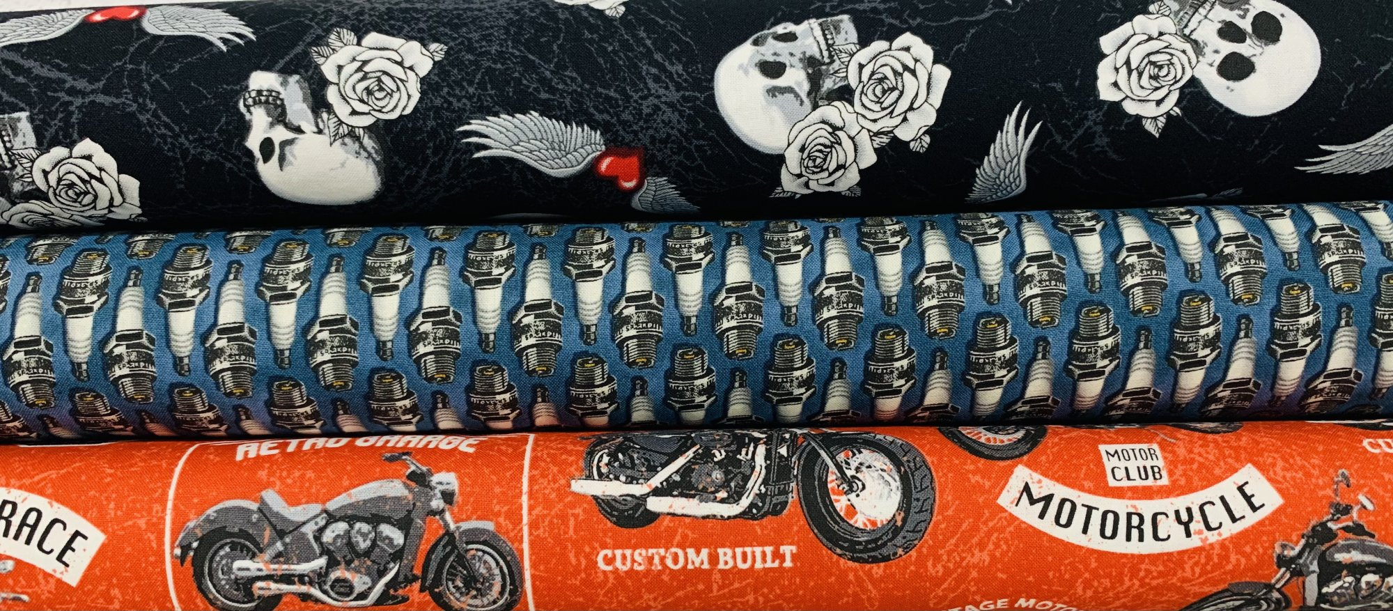 Born To Ride by Rosemarie Lavin for Windham Fabrics