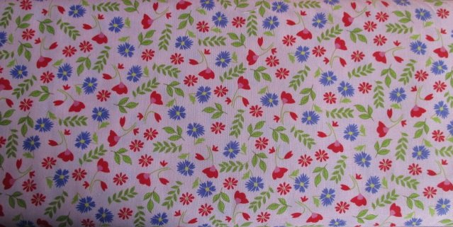 Meadow Sweets by Penny Rose Fabrics (C5651-PINK)