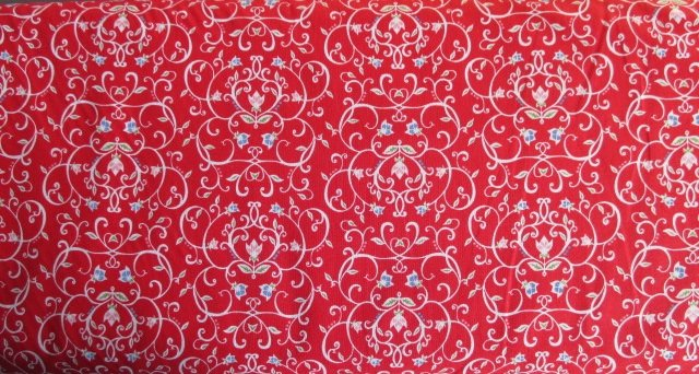Meadow Sweets by Penny Rose Fabrics (C5652-RED)