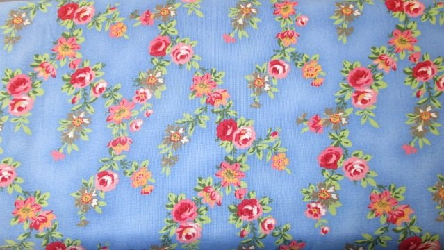 Juliette by Penny Rose Fabrics (C5672-BLUE)