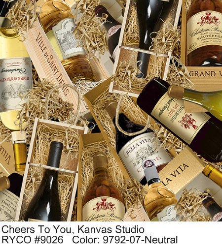 Cheers to You by Kanvas Studio