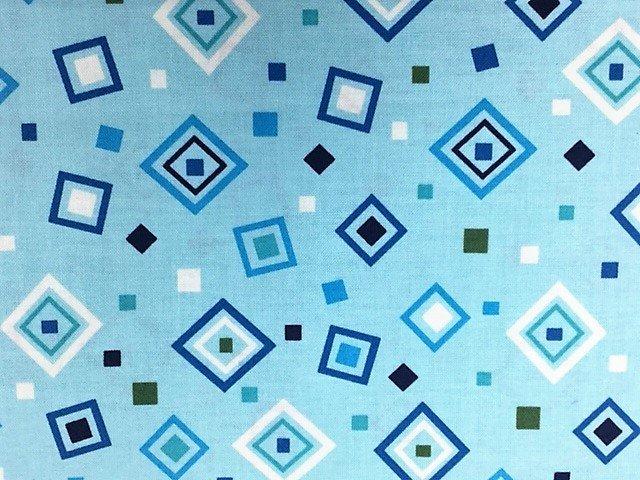 Squares by Kanvas Studios (COTON-SM15)
