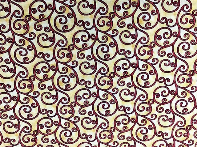 Vines by Benartex (COTON-SM34)