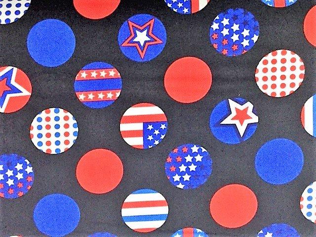 Patriotism by Kanvas Studios (COTON-SM48)