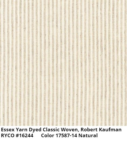Essex Yarn Dyed Classic Wovens