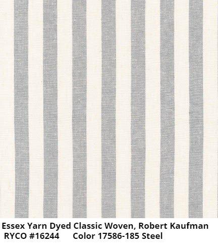 Essex Yarn Dyed Classic Wovens