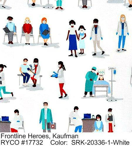 Frontline Heroes by Robert Kaufman