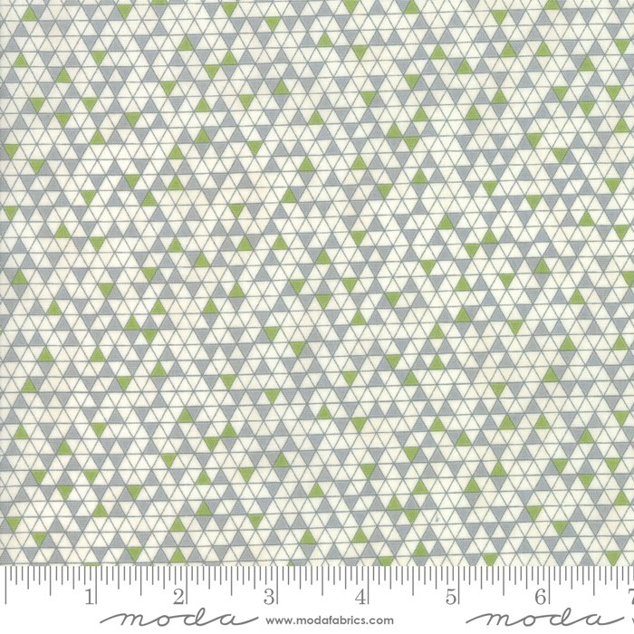 Geometry by Janet Clare for Moda Fabrics