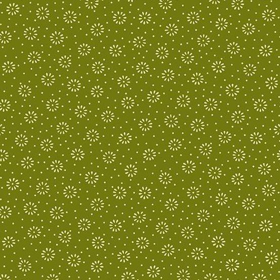 Daisy, Andover, Green -9047-G