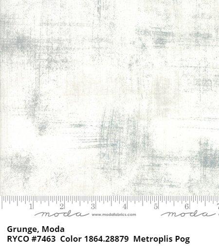 Grunge by Moda Fabrics- METROPLOIS POG